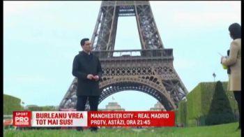 """""""Daca ajungem in finala ma urc pe Turnul Eiffel"""" :)) Cea mai nebuna promisiune facuta vreodata de un presedinte al FRF"""