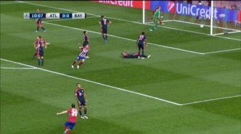 VIDEO | Reusita fenomenala imprumutata de la Messi si Maradona: Saul Niguez a inscris golul carierei in poarta lui Bayern