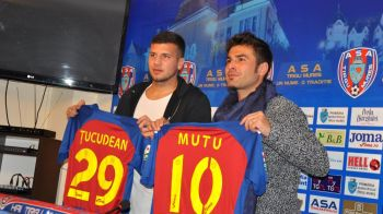 """Revenire suprinzatoare: """"Tradatorul"""" Tucudean, din nou la Dinamo, din vara! Atacantul a plecat de la ASA si e dorit de Rednic in ofensiva """"cainilor"""""""