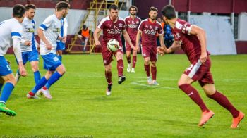 Victorie mare in lupta pentru promovare. Rapid 1-0 Calarasi si giulestenii au prima sansa la revenirea in Liga I, dar urmeaza un duel pe terenul Dunarii