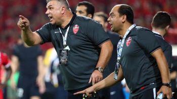 ANUNT BOMBA al lui Olaroiu in Emirate: PLEACA de la Al Ahli! Vine la nationala Romaniei?!