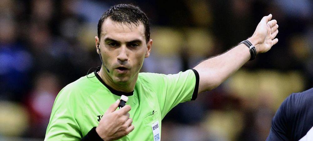 HATEGAN, pe lista celor 5 arbitri din Romania care vor fi prezenti la Jocurile Olimpice, pentru prima oara in 32 de ani