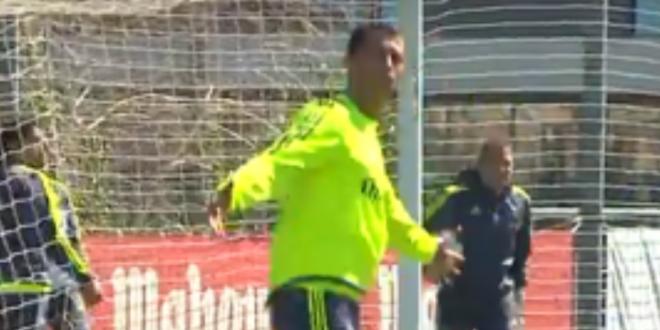 VIDEO: Noua bucurie de gol pe care Cristiano Ronaldo o pregateste pentru returul cu Manchester City, miercuri, 21:45, la ProTV