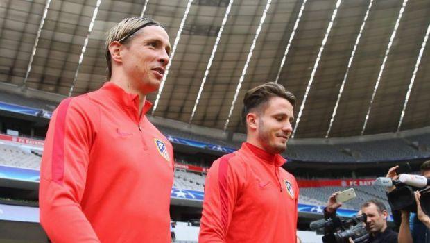 E Germania, e Allianz, e Bayern, e gazonul lor, dar CREDEM in Atletico  Atletico, moment asteptat de 42 de ani! Bayern - Atletico, ora 21:45, ProTV!