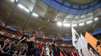 O finala pentru Ekeng! Dinamovistii intra pe teren cu tricouri si banderole speciale, liderii galeriei impun reguli unice in peluza! Dinamo - CFR Cluj, marti la ProTV