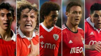Lista tunurilor date de Benfica in ultimii 6 ani pe piata transferurilor. Cum arata 11-le vandut pe 351 mil euro