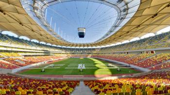Un stadion plin si o finala pentru Ekeng! S-au vandut 30.000 de bilete la Dinamo - CFR Cluj, marti, ora 21:30, la ProTV. Preturile si cum iti poti lua bilet