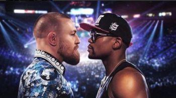 """Mayweather anunta ca vrea lupta SECOLULUI: """"McGregor e singurul adversar! Nu am vorbit de loc, nu am vorbit de bani, dar eu voi lua 100 mil dolari!"""""""