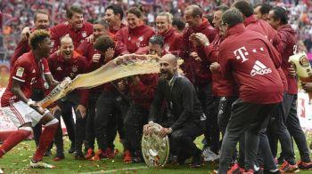Guardiola a fost INECAT in bere de jucatorii lui Bayern! :) Cum s-au despartit nemtii de Guardiola dupa 3 sezoane