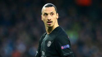 """""""Am venit ca un rege, am plecat ca o LEGENDA!"""" Mutare fantastica pentru Zlatan dupa ce si-a luat adio de la PSG! Anuntul facut in Franta"""