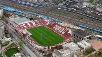 """""""ULTIMUL MECI pe Batranul Giulesti"""". Rapidistii vor juca in weekend pentru ultima data pe vechiul stadion si spera sa inaugureze noua arena in Liga I"""