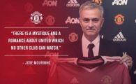 Primul lucru pe care l-a facut Mourinho dupa ce a semnat cu Man United! Ce s-a intamplat in doar o zi este incredibil