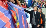 """Cine ar fi crezut? Mihai Stoica ii multumeste galeriei lui Dinamo ca fenomenul ultras inca mai exista in Romania: """"Sigur, sa nu uitam si de Rapid!"""""""