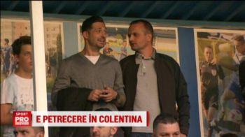 VIDEO Sarbatoare in Colentina! Juventus a promovat in B sub privirile lui Mirel Radoi