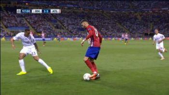 El a fost ZIDANE in finala Champions League! Momentul de MAGIE al lui Carrasco in fata lui Lucas