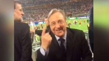 "VIDEO ""Barca are 5, noi avem 11!"" Atac direct al lui Florentino Perez la marea rivala dupa castigarea Ligii!"