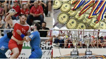 Dinamo este noua campioana a Romaniei la handbal masculin, dupa un meci decisiv nebun cu CSM Bucuresti: Dinamo 25-23 CSMB si titlul merge in Stefan cel Mare dupa 11 ani