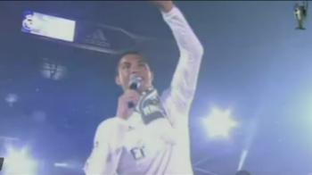 Imagini GENIALE de la sarbatoarea de Champions League a Realului! Ramos era s-o comita din nou, Cristiano Ronaldo a URLAT ca un nebun