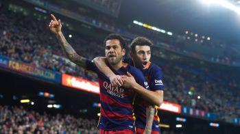 Barcelona cumpara din nou de la Sevilla. Si tot un fundas dreapta! Cine e favorit sa-i ia locul in defensiva catalanilor lui Dani Alves