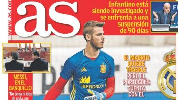 """""""In cateva zile va fi jucatorul lui Real Madrid!"""" Spaniolii de la AS anunta o lovitura fantastica"""