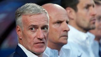 """""""Romania nu a ajuns din intamplare la Euro!"""" Ce spune Deschamps despre duelul cu Iordanescu intr-un interviu pentru Marca"""