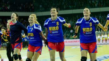 Grupa infernala pentru Romania la Europeanul de handbal din decembrie. Am picat cu Norvegia, Rusia si Croatia