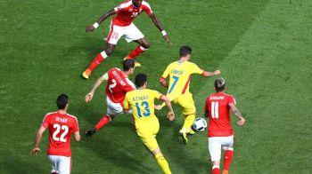 Cum au vazut francezii meciul Romaniei: Chipciu, cel mai bun de pe teren; Grigore, cel mai slab. Notele acordate jucatorilor
