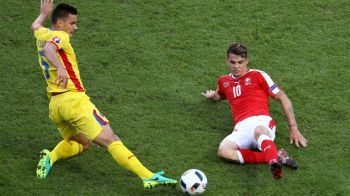 Romania 1-1 Elvetia si pastram sanse de calificare in optimi. Rezumatul VIDEO