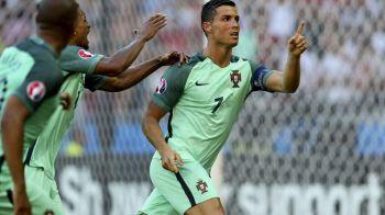 ISTORIE! Ungaria castiga grupa dupa un 3-3 senzational cu Portugalia! Ronaldo e aruncat de islandezi pe locul 3, dar merge mai departe si el