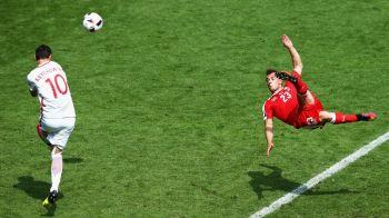 Polonia e in SFERTURI la Euro dupa ce se califica dramatic la penaltyuri: 1-1 (5-4) cu Elvetia! Shaqiri a marcat golul turneului din foarfeca de la 16 metri!