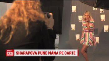Sharapova se muta la HARVARD dupa ce a fost suspendata pentru doping. Ce va invata