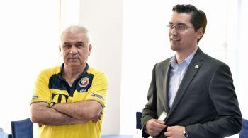 """Burleanu a refuzat un fost Balon de Aur. Propunere surprinzatoare pentru echipa nationala: """"Nu este ceea ce ne dorim noi"""""""