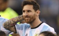 """""""Messi, ne-ai abandonat!"""" Brazilianul Ronaldo, mesaj neasteptat pentru starul Argentinei"""