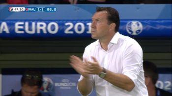 Lukaku are prima ocazie a reprizei secunde, dar mingea trece putin pe langa poarta. VIDEO