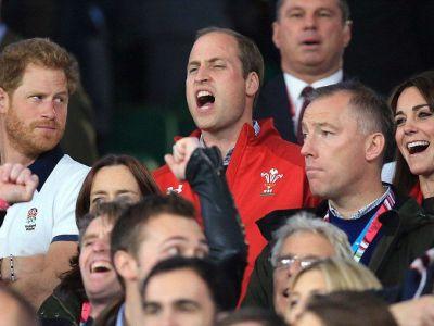 Toti oamenii Printului. William, scrisoare emotionanta pentru Bale si Robson-Kanu, inaintea meciului cu Portugalia. Ce le-a transmis
