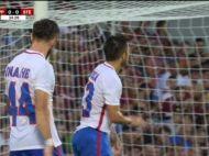 Sural vs jumatate din Steaua! Atacantul Spartei a dat gol dintre 4 stelisti. VIDEO
