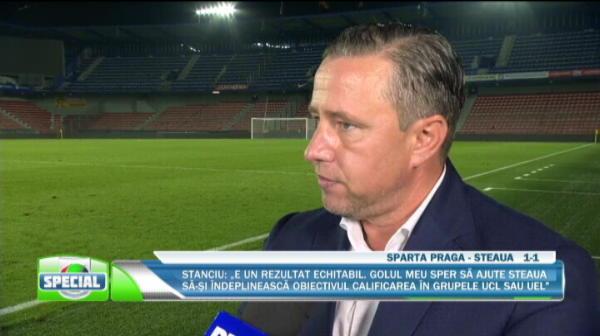 Inca un stelist poate pleca dupa meciul cu Sparta. Prima reactie a lui Reghecampf dupa 1-1 cu Sparta