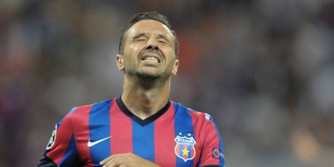 Steaua il regreta deja pe Sanmartean:  Ne distram cu Sparta cu el, castigam lejer  Cine s-a opus transfeului