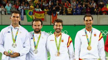 Cea mai dureroasa medalie a Romaniei la Rio! Mesajul superb al lui Tecau pentru sportivii romanii care au facut galerie in finala cu Nadal si Lopez alaturi de Mergea