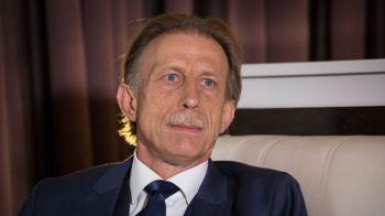 Retras fortat de la nationala? Iordanescu i-a luat banderola, Christoph Daum l-a lasat in afara lotului cu Muntenegru