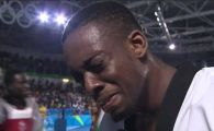 """E iadul pe pamant! Mai aveam jumatate de secunda si eram campion olimpic!"" Momente cutremuratoare la Rio! Cum a inceput sa planga acest sportiv"