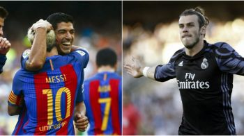 "Catalanii exulta dupa o singura etapa: ""Barca, primul lider"". Barcelona si Real au debutat cu victorie in noul sezon, insa Messi & Co au marcat de doua ori mai mult"