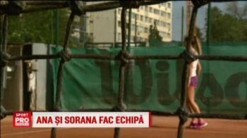 """Sorana Carstea va face echipa la US Open cu Ana Ivanovic: """"E cea mai buna prietena a mea!"""""""