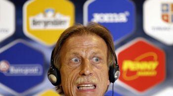 Jucatori de la Inter sau Atletico Madrid in lotul celor de la Muntenegru! Cu cine se confrunta Daum la debut