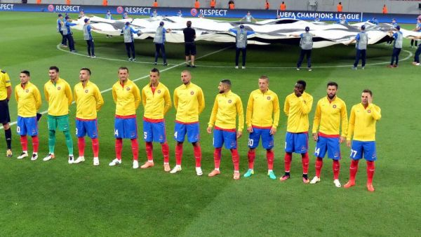 Steaua va avea o galerie de 300 de oameni la meci! City a vandut 40.000 de bilete |MAN CITY - STEAUA, azi la ProTV (21:45)