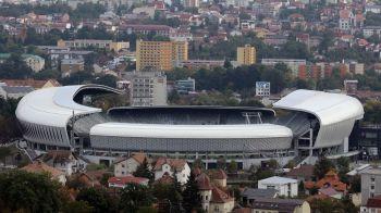 Vanzarea de bilete pentru meciul Romania - Muntenegru a fost SISTATA! Inspectie de urgenta UEFA la stadionul lui CFR! Meciul s-ar putea juca acolo