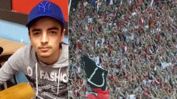 """Politia si procurorii au pornit o ancheta dupa moartea suporterului dinamovist de doar 18 ani, in seara derby-ului Steaua - Dinamo. Marturia prietenului: """"Am vrut sa aplanam un conflict"""""""