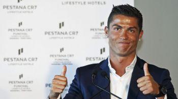 Contract GALACTIC pentru Cristiano Ronaldo! Portughezul va juca pana la 35 de ani pe Bernabeu! Cat va castiga