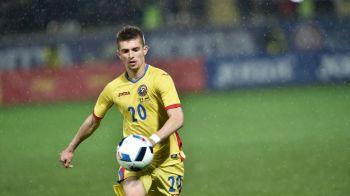 Steaua si Dinamo, echipele cu cei mai multi jucatori la nationala U21. Dulca a anuntat lotul pentru meciurile cu Luxemburg si Danemarca, din preliminariile CE 2017
