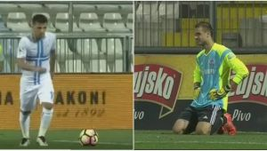 GOOOL Florentin Matei! L-a lasat in genunchi pe portar cu o executie superba! VIDEO